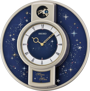 Wanduhr Motion von Seiko Clocks